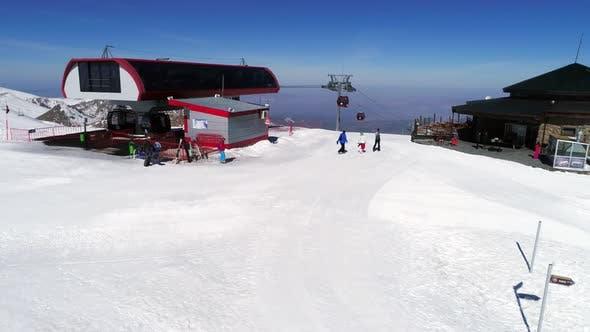 Thumbnail for Aerial Ski Lift