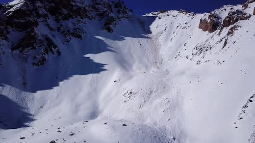 There Was an Avalanche in the Mountains