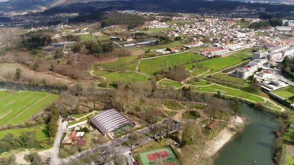 Thumbnail for Aerial View of City Park