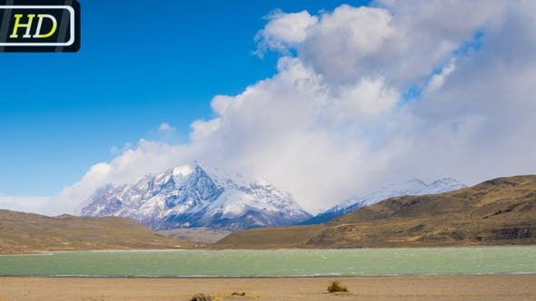 Cover Image for Spring in Torres Del Paine National Park, Chile