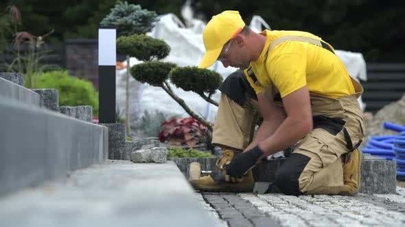 Thumbnail for Path Brick Paving