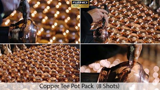 Thumbnail for Copper Tea Pot