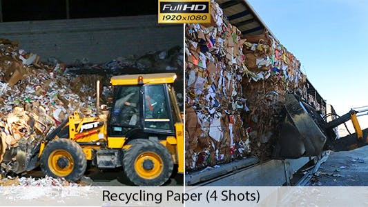 Cover Image for Recycling Paper