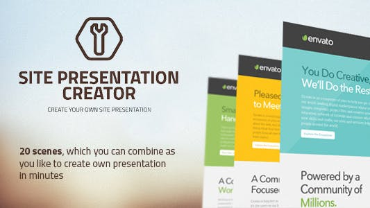 Thumbnail for Site Presentation Creator