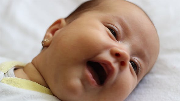 Thumbnail for Baby Girl Smiles