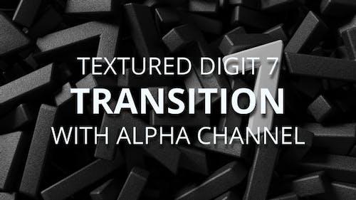 Digit 7 transition