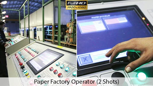 Cover Image for Paper Mill Operator