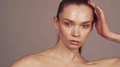 Fashion Model Lifestyle Beauty Photo Shoot Woman