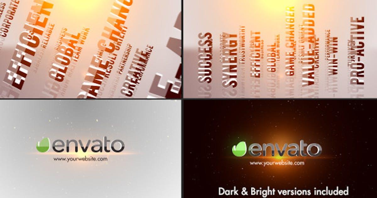 3D Titles Corporate Logo