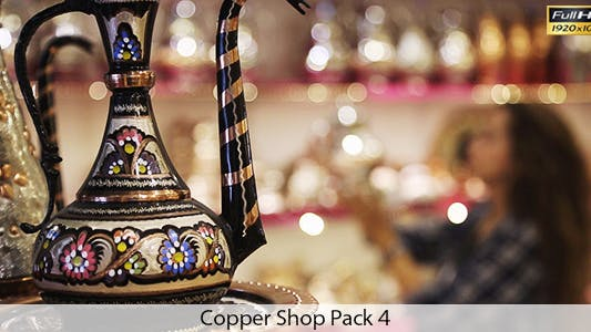 Cover Image for Copper Shop