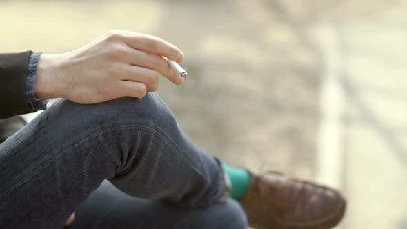 Thumbnail for Daily Cigarette Smoking Habit
