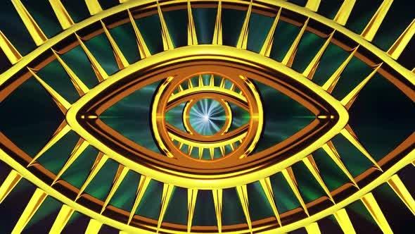 Thumbnail for Golden Eye
