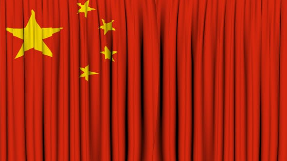 Thumbnail for China Curtain Open
