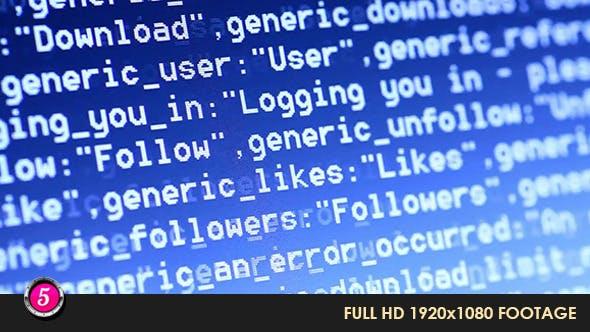 Thumbnail for Computer HTML Codes 16