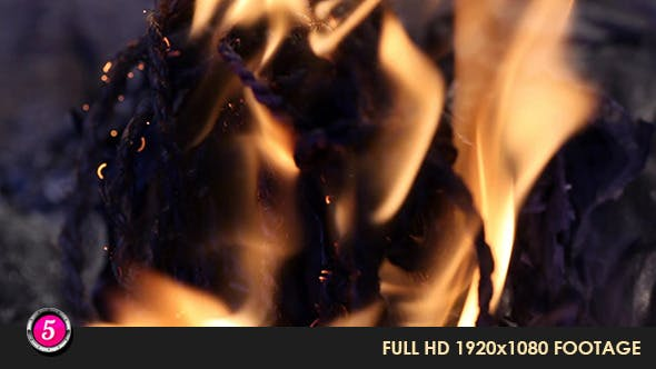 Thumbnail for Fire Burns Inflames 20