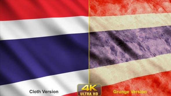 Thumbnail for Thailand Flags