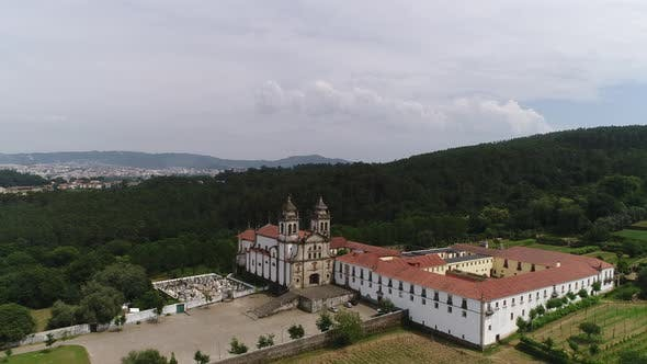 Thumbnail for Old Portugal Monastery