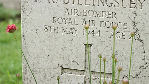 Royal Air Force WWII Grave