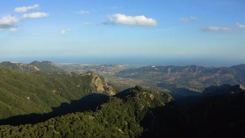 Aspromonte Mountain