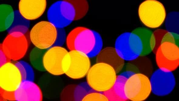 Thumbnail for Colorful Bokeh 9