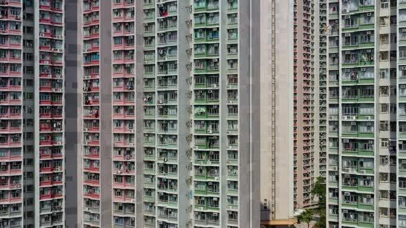 Thumbnail for Top view of Hong Kong residential