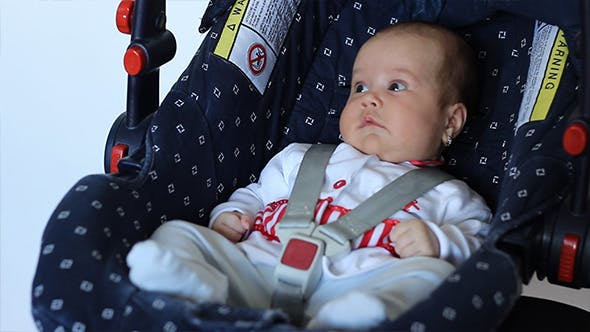 Thumbnail for Baby on Child Safety Seat