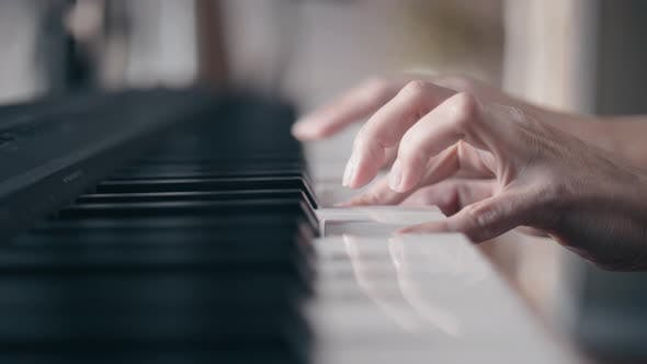 Thumbnail for Playing On The Piano