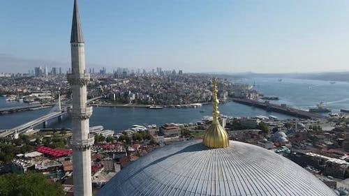 Istanbul Kuppeln