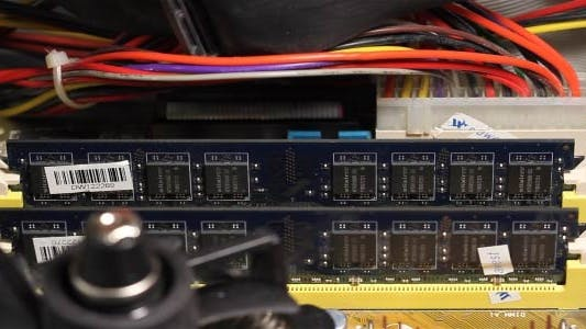 Thumbnail for Installation Of RAM (2 in 1) 4