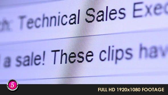 Thumbnail for Computer HTML Codes 17