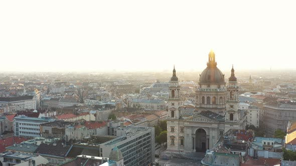 Thumbnail for Sunrise in the Capital of Hungary