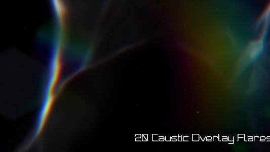 Cover Image for Caustic Overlay Flares