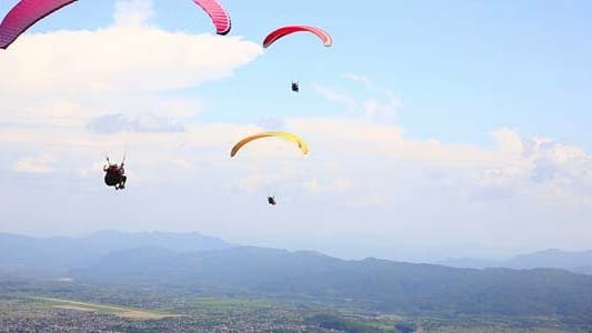 Thumbnail for Paraglide In The Sky 10