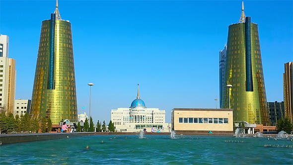 Cover Image for Sites of Astana