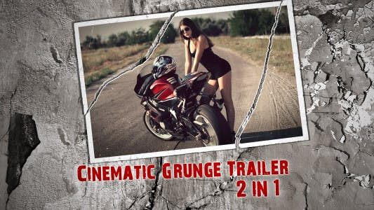 Thumbnail for Cinematic Grunge Trailer
