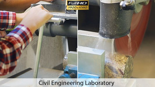 Thumbnail for Civil Engineering Laboratory