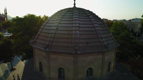 Sunset Dome Downtown Historischer Dom