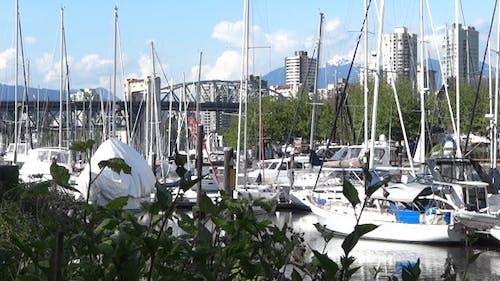 Vancouver - Granville Island Harbor - 02