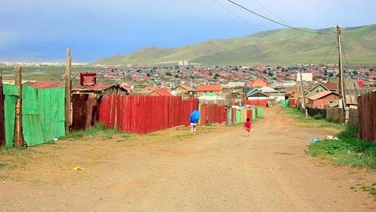 Thumbnail for Poor Households In Outskirts Of Ulaanbaatar 2