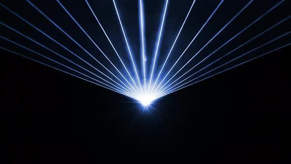 Thumbnail for Laser Light Show 4K - Clip 03