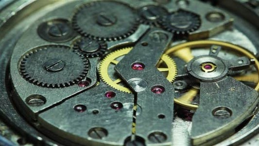 Thumbnail for Mechanism Wristwatches (2 in 1)
