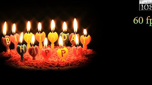 Thumbnail for Happy Birthday Candles