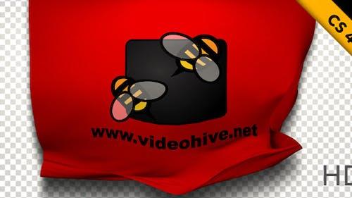Cloth Logo Reveal