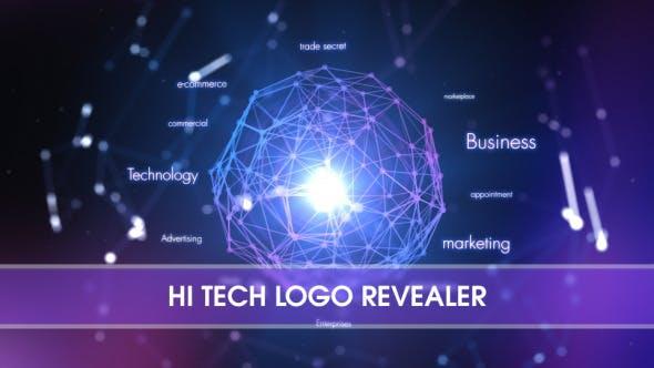 Thumbnail for Hitech Logo Revealer