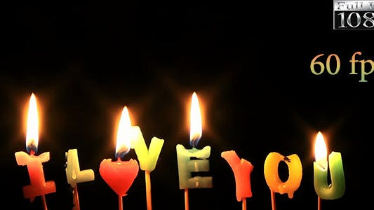 Thumbnail for Melting I Love You Candles