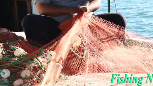 Thumbnail for Fishing Net