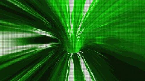 Video spiel Pixel VJ Concert Loop