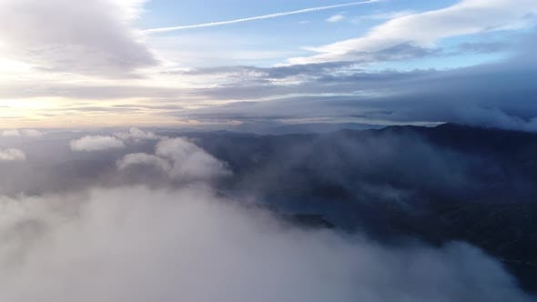 Thumbnail for Breathtaking Foggy Mountains