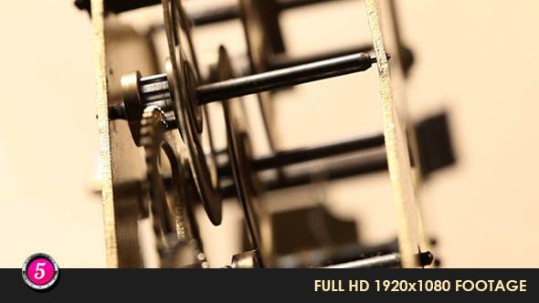 Clock Mechanism 25