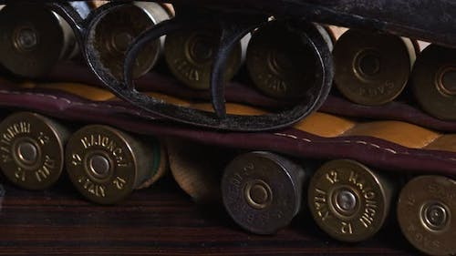 Old Style Rifles And Bullets 2
